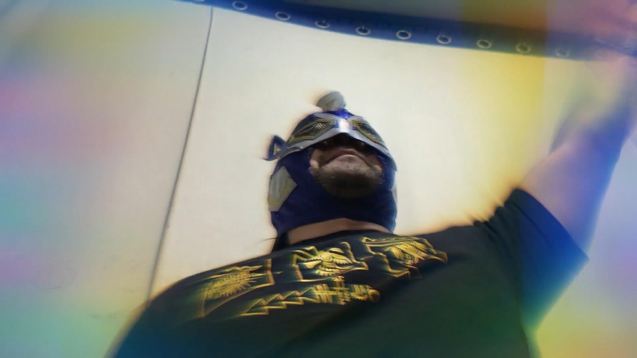 宇宙銀河戦士アンドロスより10/8調布大会に向けてのメッセージ!
