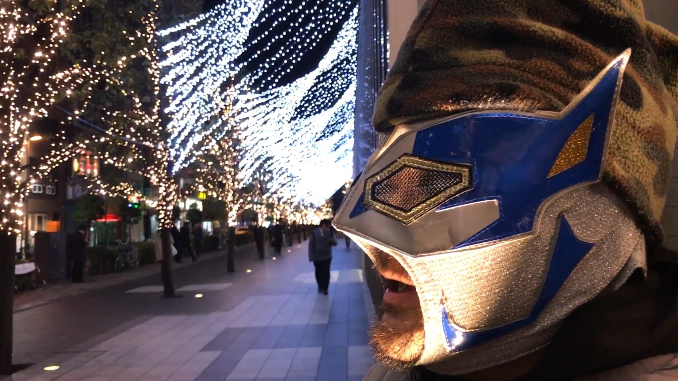 宇宙銀河戦士アンドロスより12/10調布グリーンホール大会に向けてのメッセージ!