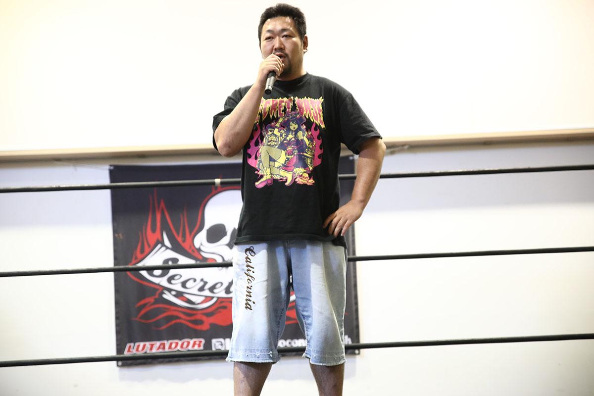 8月19日・新宿FACE大会でベアー福田が復帰!