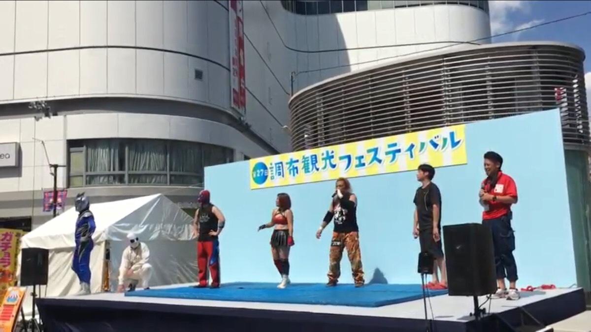 プロレスリングSECRET BASEチャンネル・更新のお知らせ!