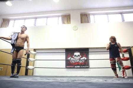 4月14日・新宿FACE大会で豪VSアミーゴ鈴木のタイトルマッチ決定!
