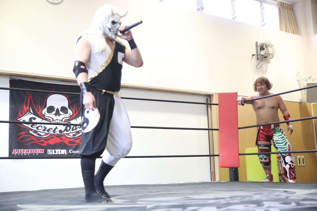6月9日・調布はあとふるホール大会でアミーゴ鈴木対神楽のタイトルマッチが決定!!