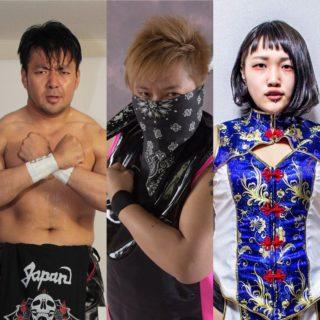 6月16日・大阪大会にMIYAWAKI、ドレイク森松、青木いつ希が参戦!