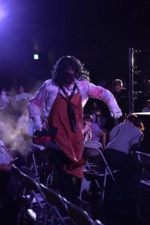 9月6日・調布はあとふるホール大会にレザーフェイスの参戦が決定!