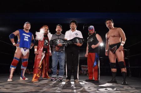 10月20日・新宿FACE大会試合結果