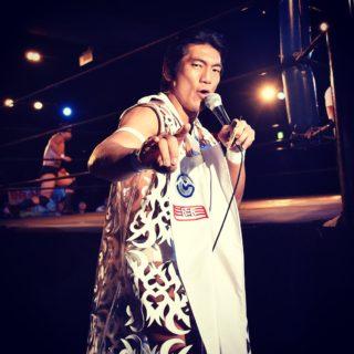 7月26日・新宿FACE大会に大和ヒロシの参戦が決定!