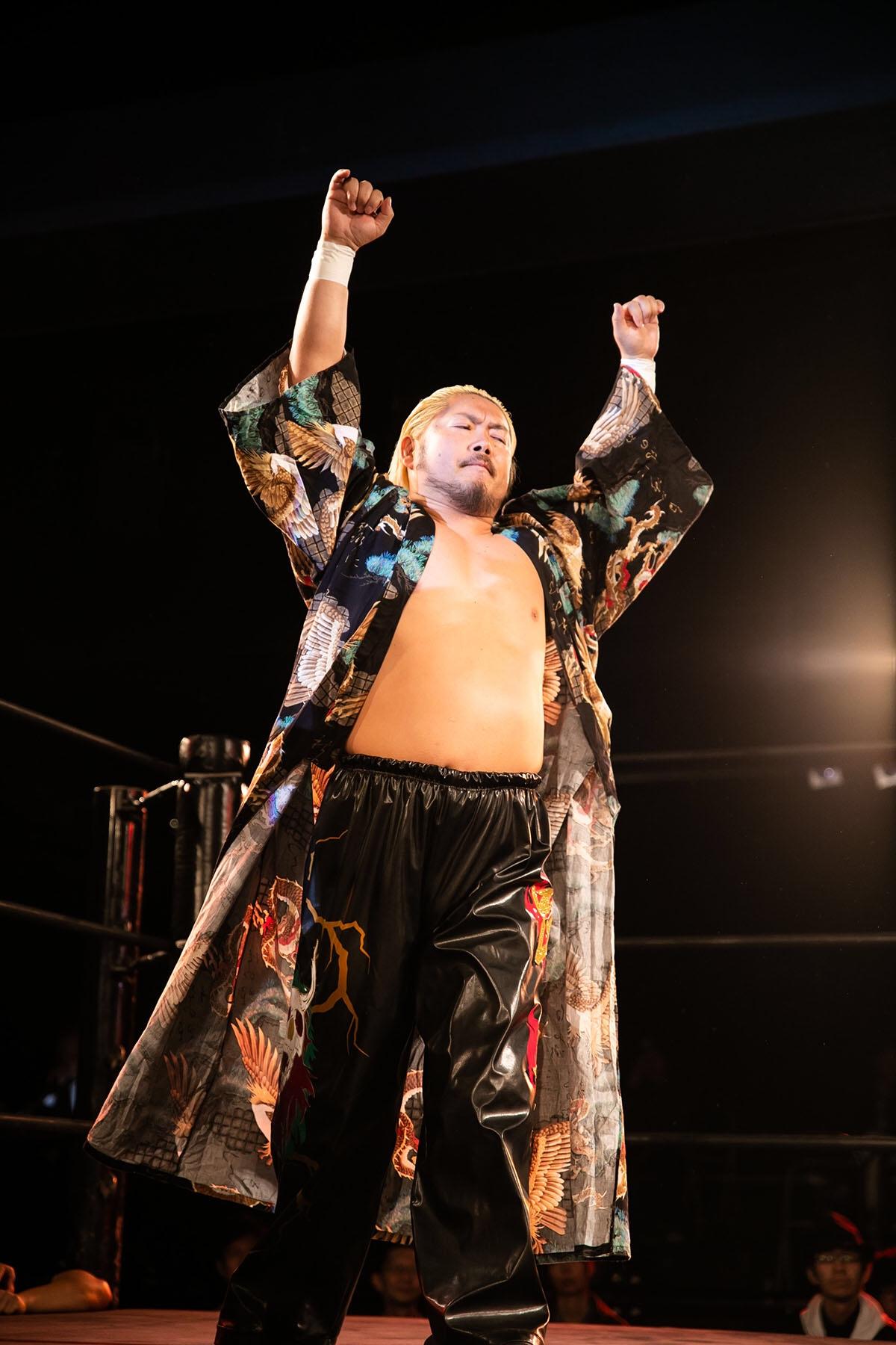 10月25日・新宿FACE大会に影山道雄、蓮香誠の参戦が決定!