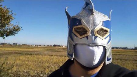 宇宙銀河戦士アンドロスより、11月15日・大阪大会に向けてのメッセージ!
