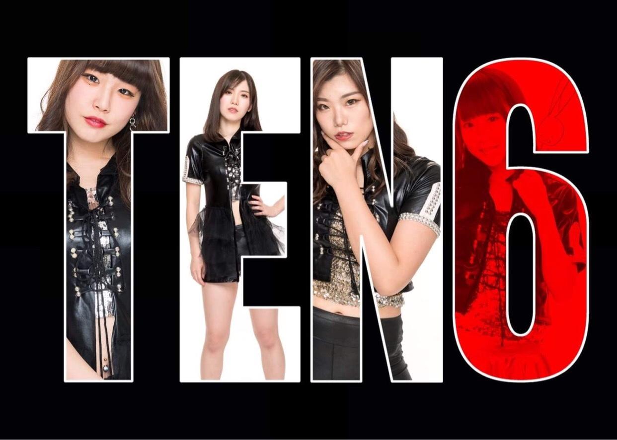 2月28日・新宿FACE大会でTEN6がミニLIVE!!