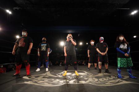 7月22日・新宿FACE大会試合結果