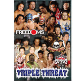 DVD 『TRIPLE THREAT』
